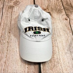 Accessories - ☘️ auth. Notre Dame Baseball Cap ☘️